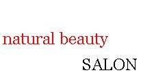 Natural Beauty Salon Logo